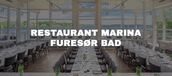 RESTAURANT MARINA FURESØR BAD