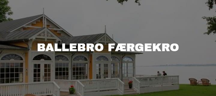 BALLEBRO FÆRGEKRO